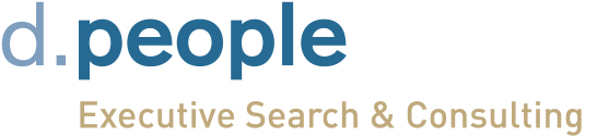 Logo Executive Search & Consulting - d.people